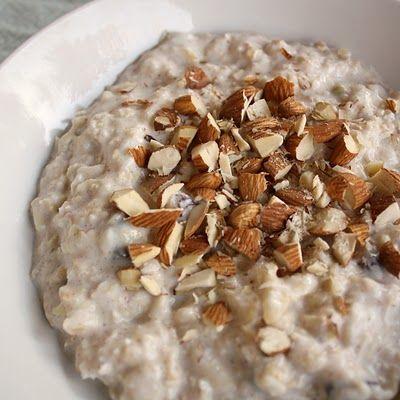Muesli -- traditional swiss breakfast/dessert. Sounds ...