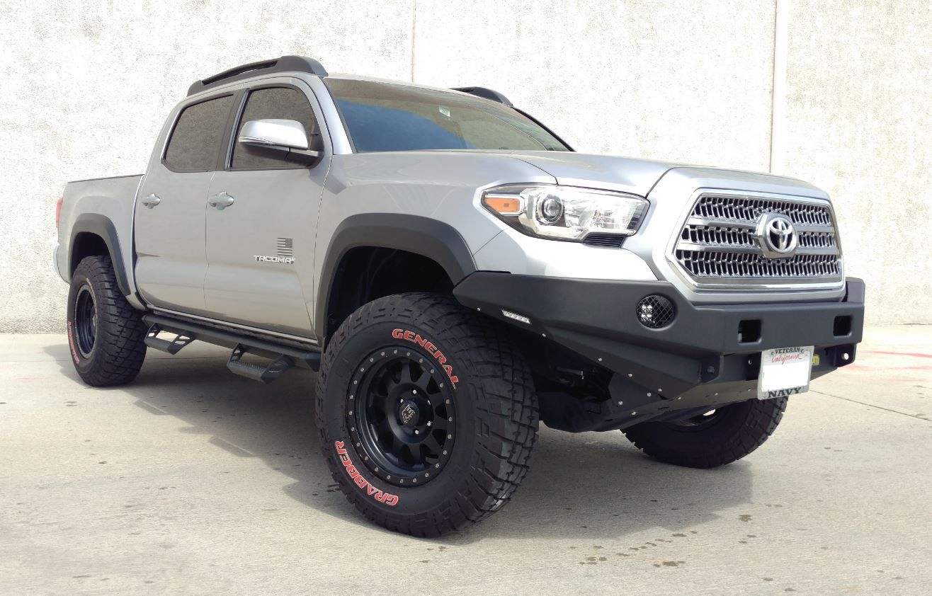 Pin by Broc Burman on rides Toyota accessories