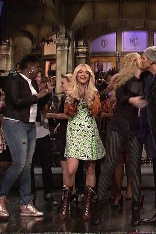 Rita Ora in Saturday Night Live S40E04