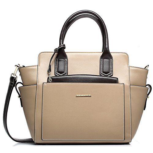 Mary Point Designer Handbag Leather Vegan - Office Style Satchel ...