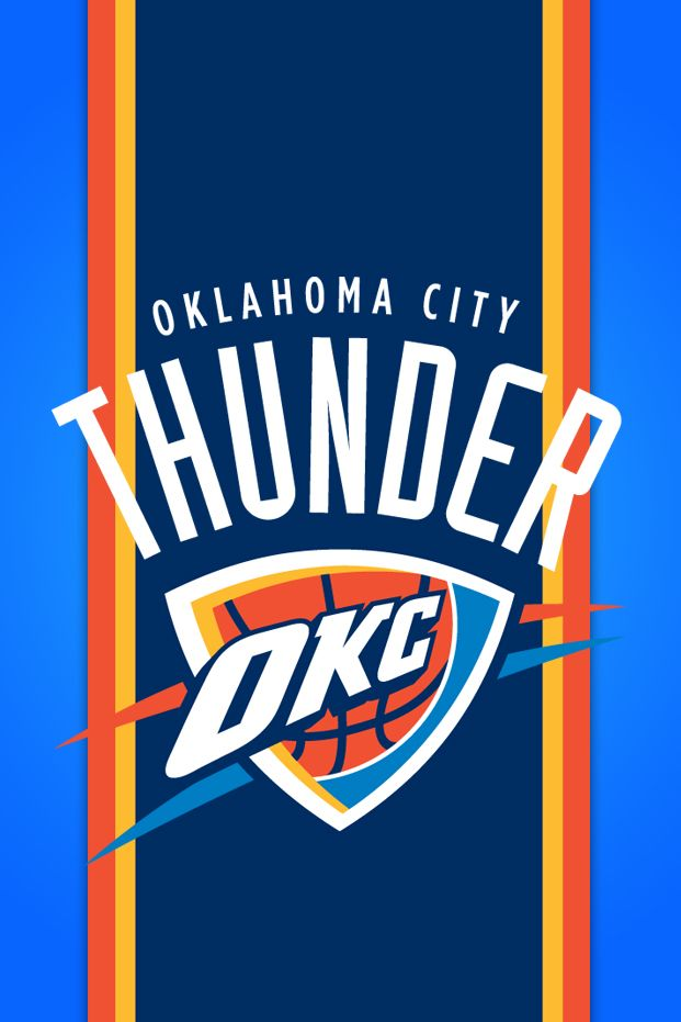 Full Color Thunder Okc Thunder Basketball Oklahoma City Thunder Basketball Oklahoma City Thunder