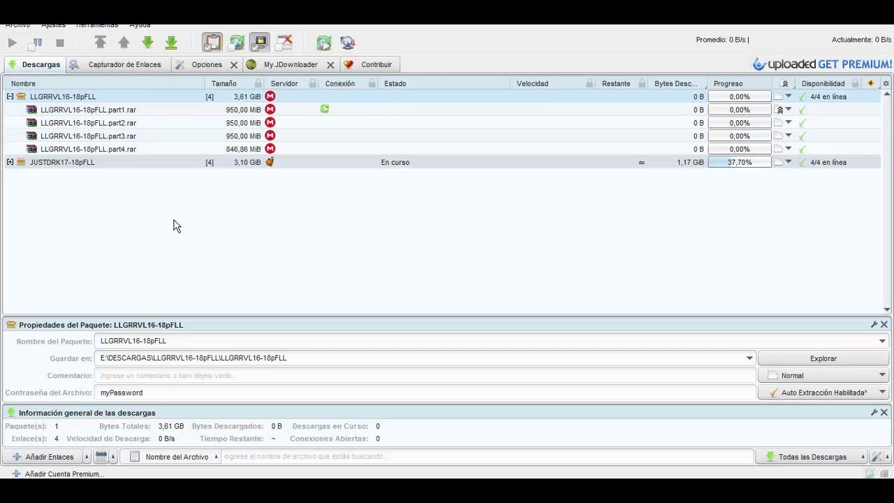 Solucion A Descargas Mega De Jdownloader 2 Bandwidth Limit Exceeded Instructivo