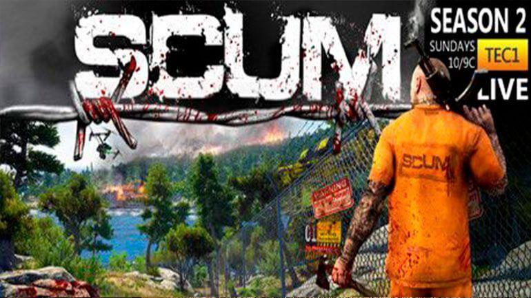 Scum O Jogo Multiplayer Promete Bastante Acao Download Na Steam Jogo Multiplayer Melhores Jogos Online Jogos