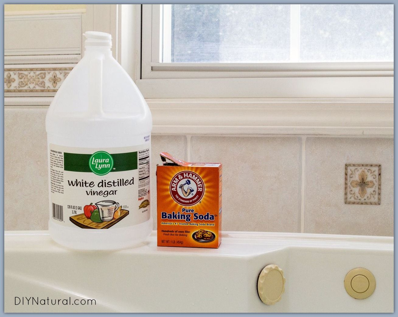 How to Clean a Jetted Tub Naturally | Pinterest | Jetted tub, Tubs ...