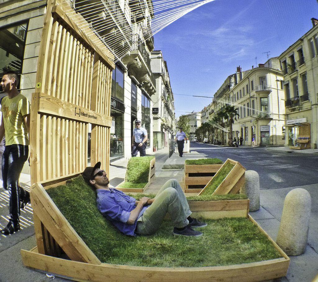 Pingl par alice de bonnafos sur urbanisme pinterest for Mobilier urbain espace public