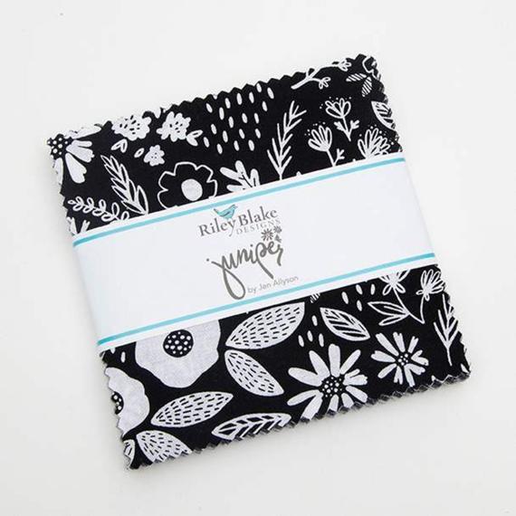 Juniper 21 Fat Quarter Bundle by Jen Allyson for Riley Blake Designs