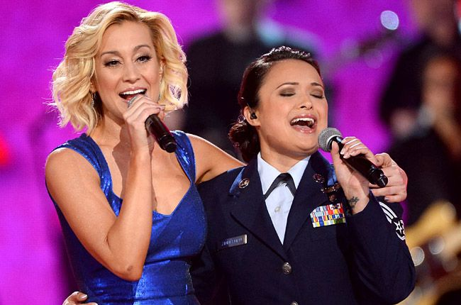 Band Perry, Kellie Pickler and More Gather for 'All-Star Salute to the Troops' | Billboard