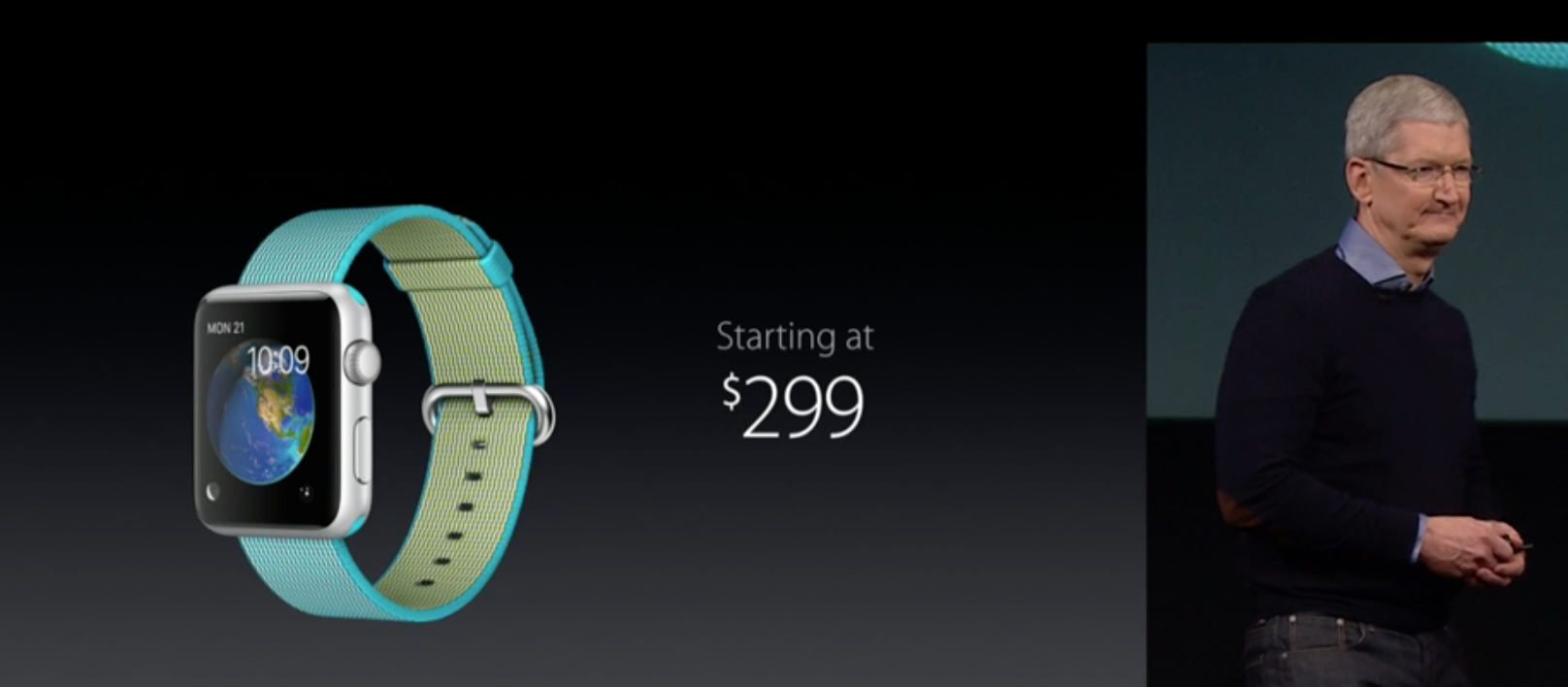 Apple has just announced a price drop for Apple Watch, now starting at just $299 for 38 mm. For that price, it appears to come equipped with the new nylon bands. It's unclear how other models…
