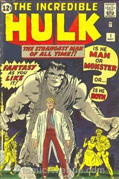 The Incredible Hulk #1 from Marvel