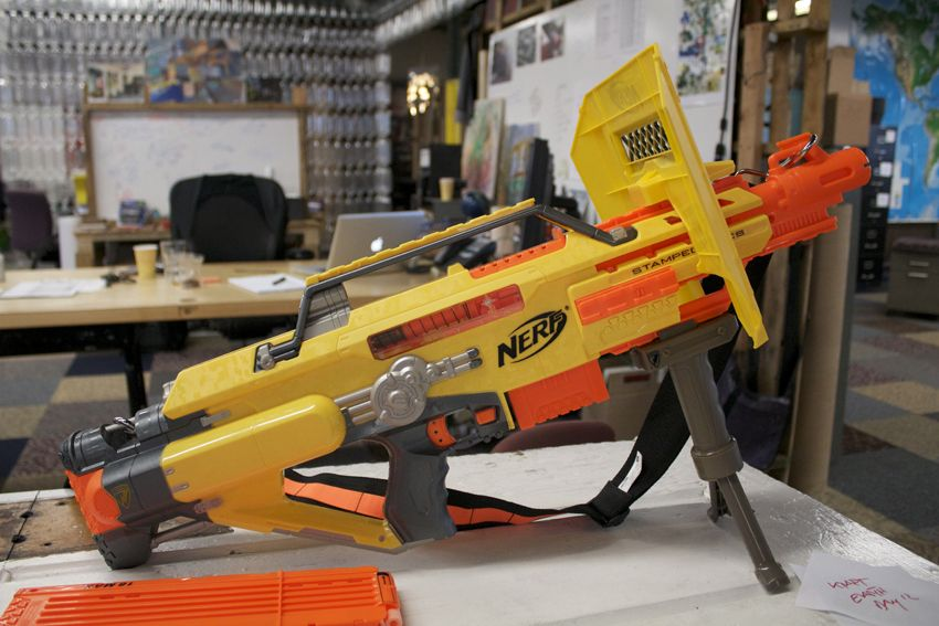 Nerf Rebelle Accustrike Focusfire. See All Nerf Guns