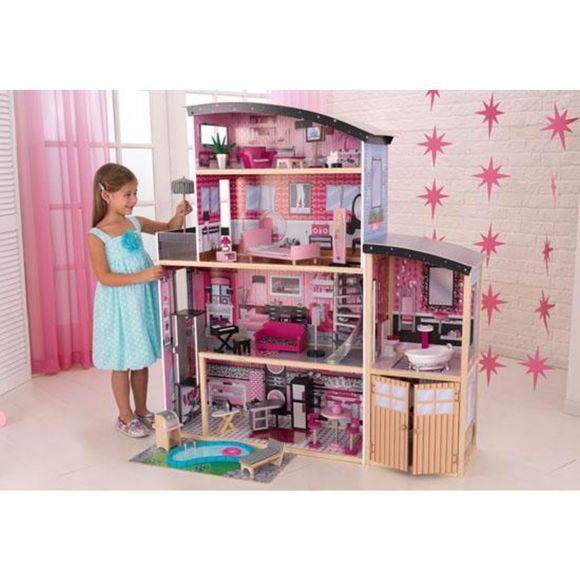 Resultat De Recherche D Images Pour Maison De Poupee Barbie