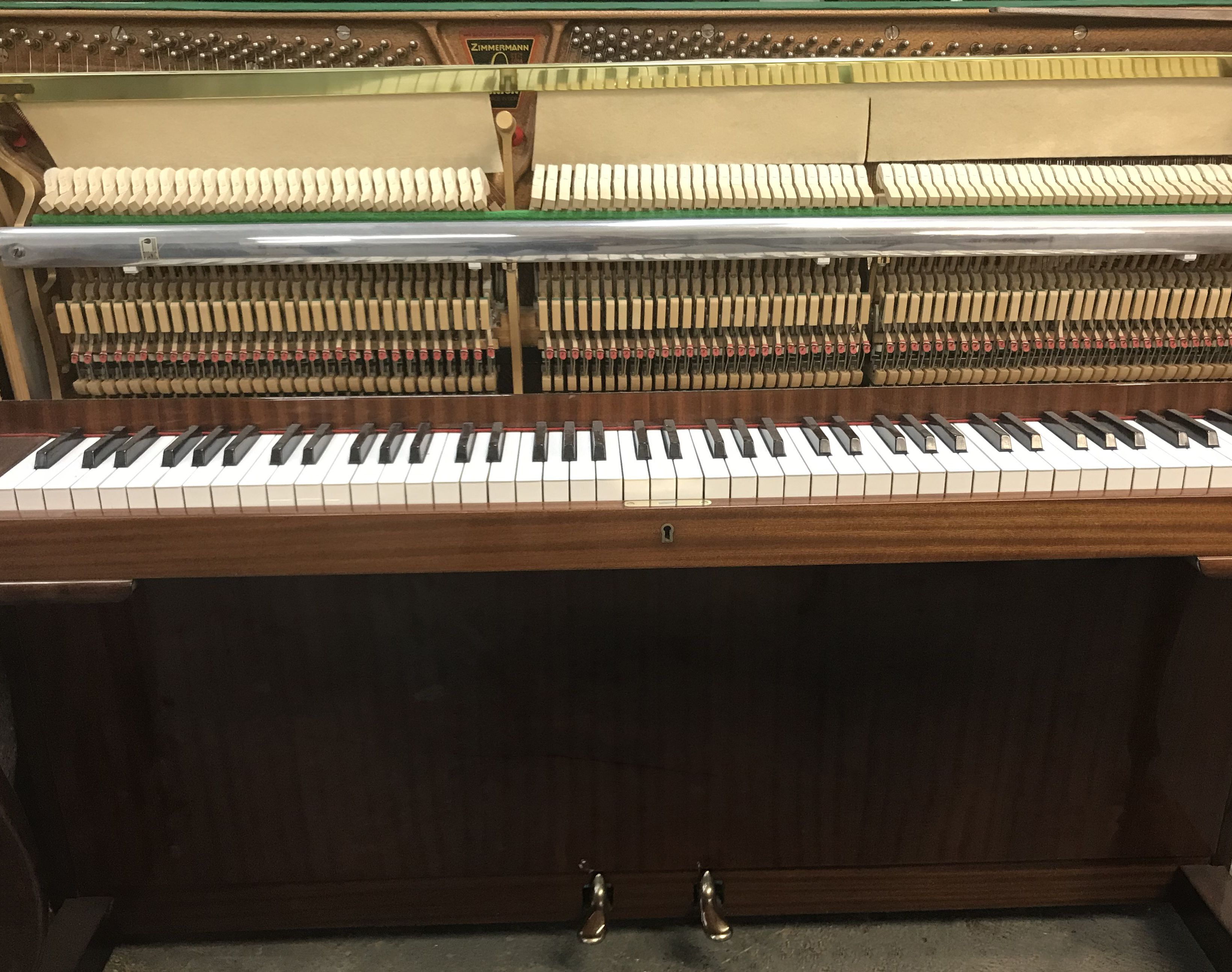 It's Regulation moment: Play better music! Shackleford Pianos can