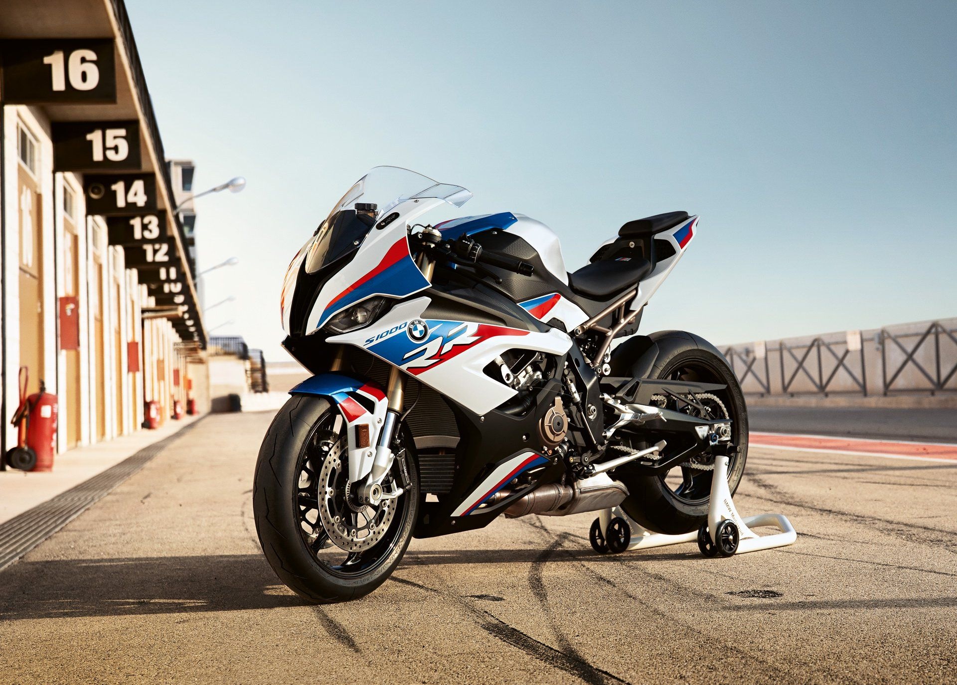 You Can Now Fit Your Bmw Sport Bike With M Performance Parts With