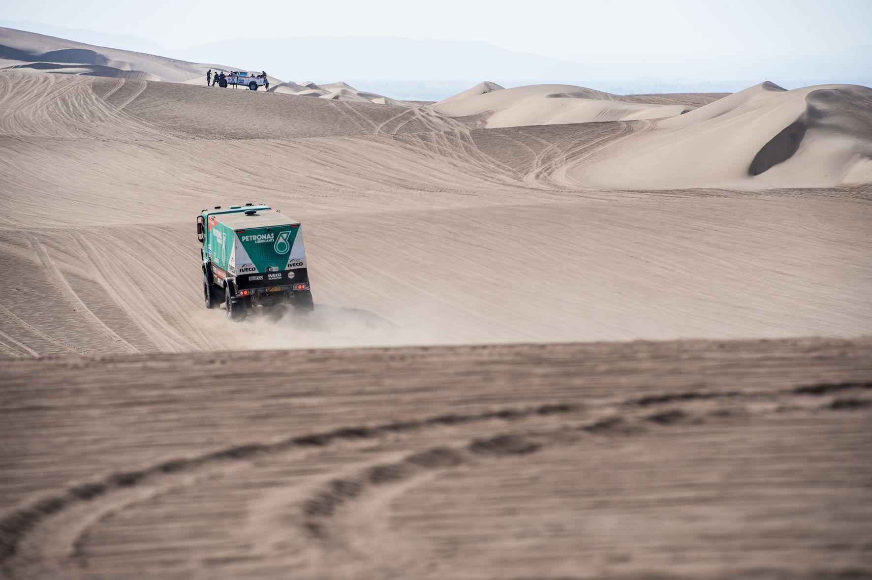 Dakar 2013 - Equipo De Rooy Iveco