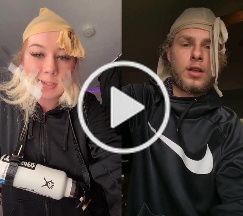 Ellie Offerdahl Ellieofferdahl On Tiktok Duet With Danteeeexjordan Tell Me I Don T Look Like Him Duet Ellie Thats Not My