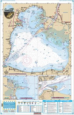 lake st clair fishing map Lake Saint Clair Fishing Map Just Stay Out Of The Way Of The lake st clair fishing map