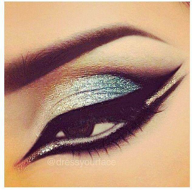 Arabic Style Eye Makeup A Performers Makeup Inspiration