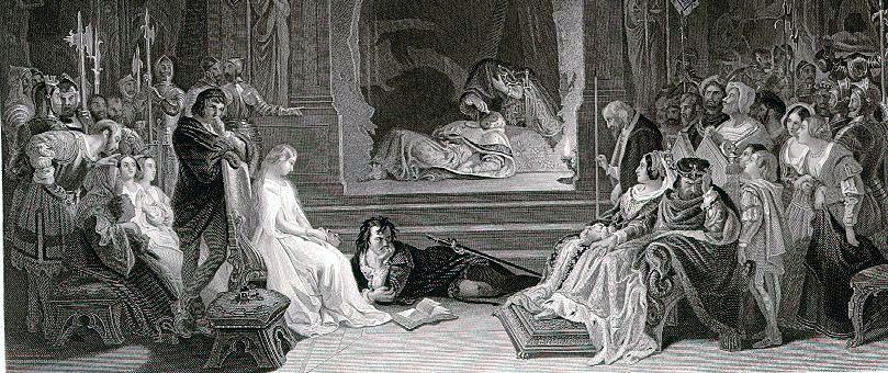 an analysis of act ii and ii of the play hamlet Analysis of act ii, scene 2 of william shakespeare's hamlet.