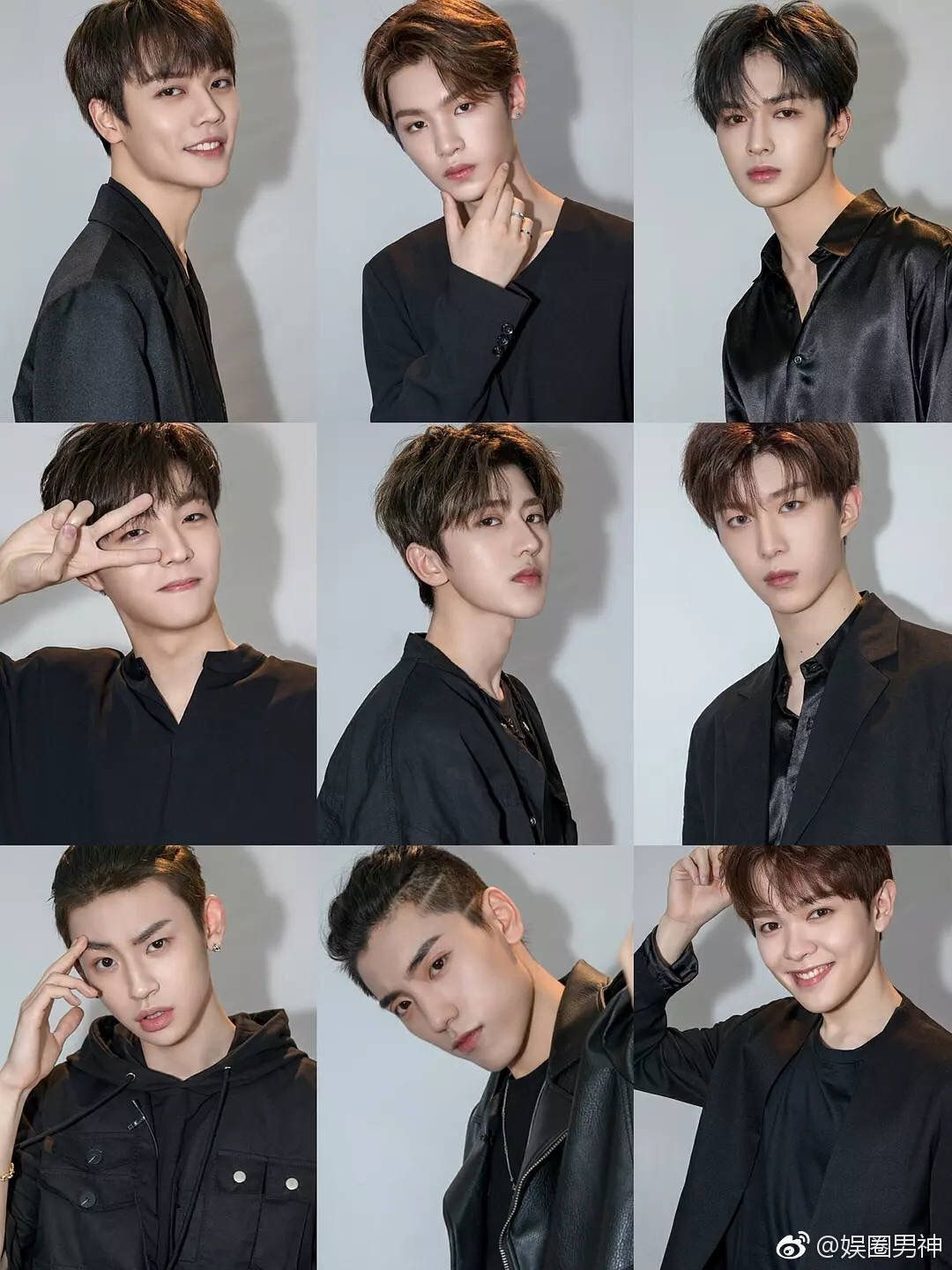 Nine Percent Percents Celebrities Boy Groups