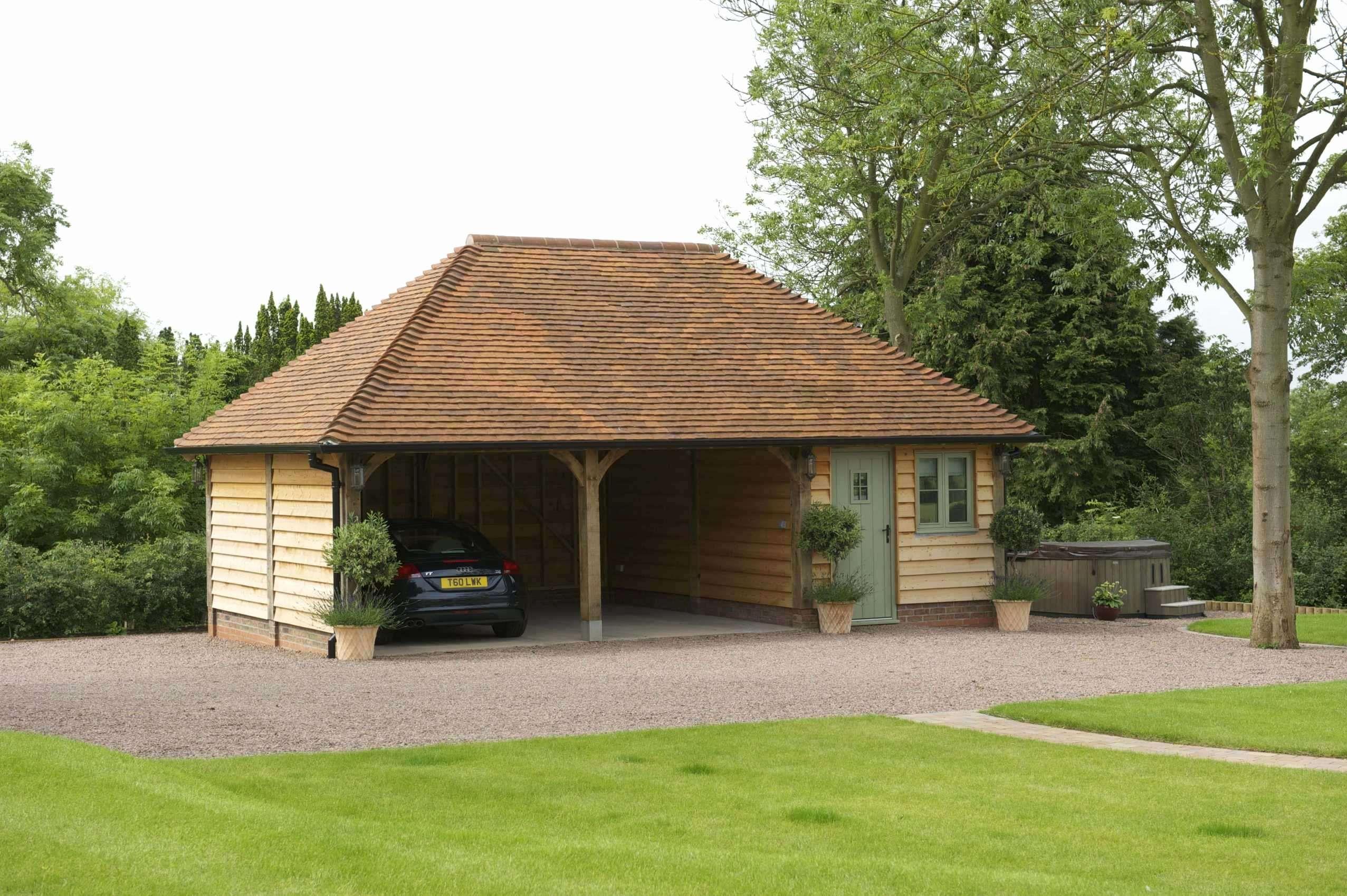 25 Awesome Wood Carports Diy carport, Portable carport