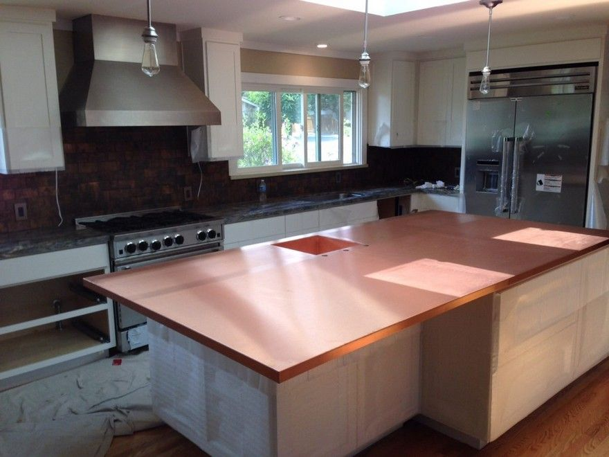 Copper Kitchen Wild Country Fine Arts