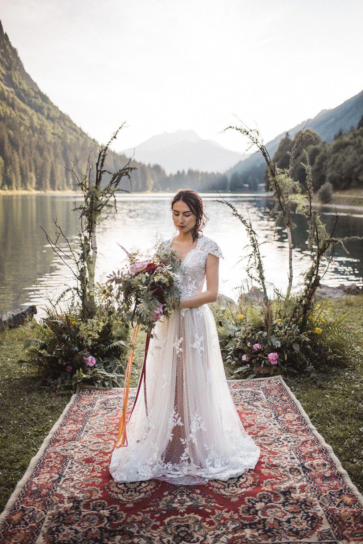 Bride Getting Readybridecrown ShopFashion X Spring 2016