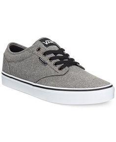 Vans Men's Atwood Heathered Sneakers All Men's Shoes Men