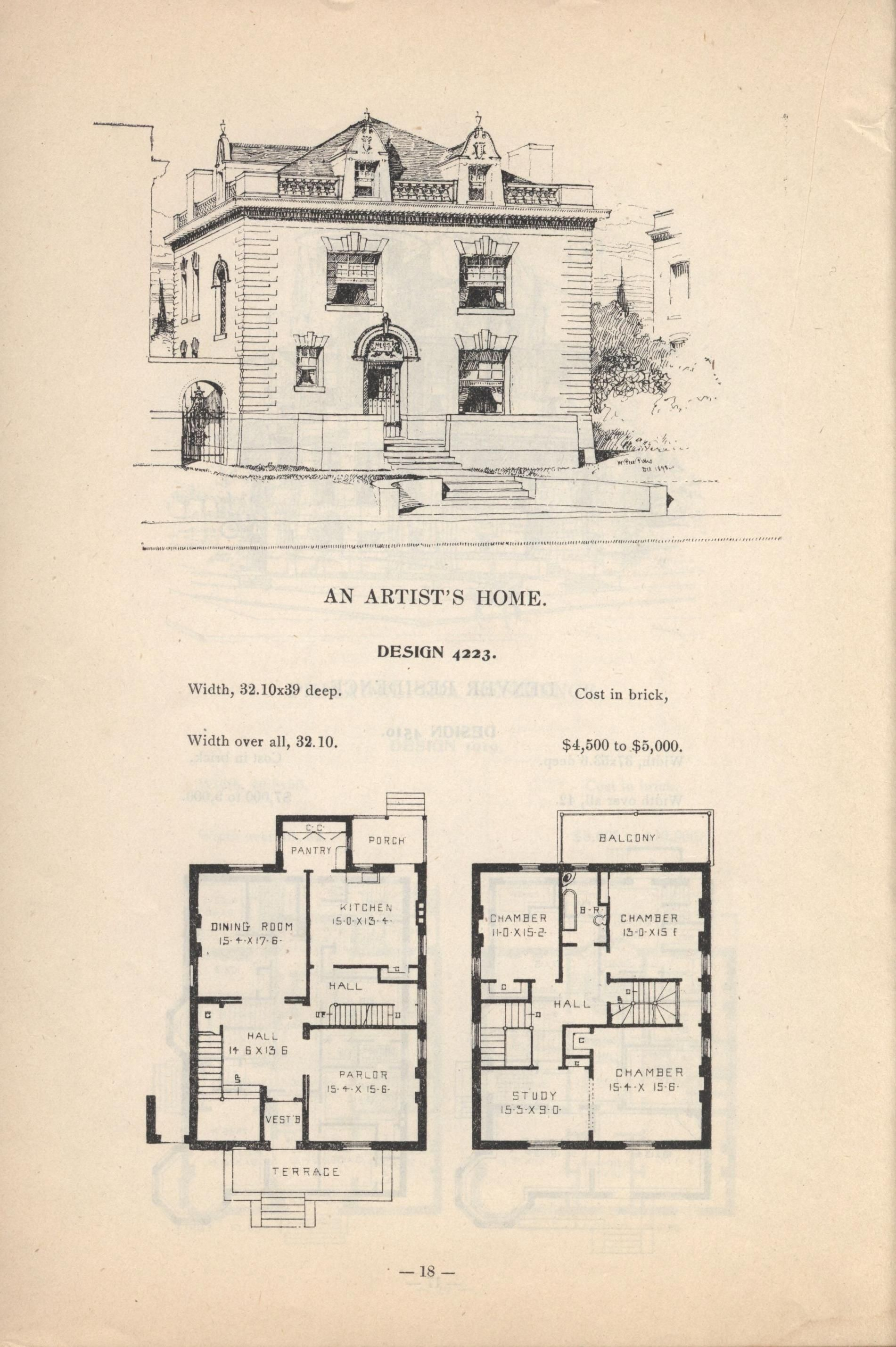 Artistic City Houses No 43 Architettura Planimetrie Interni