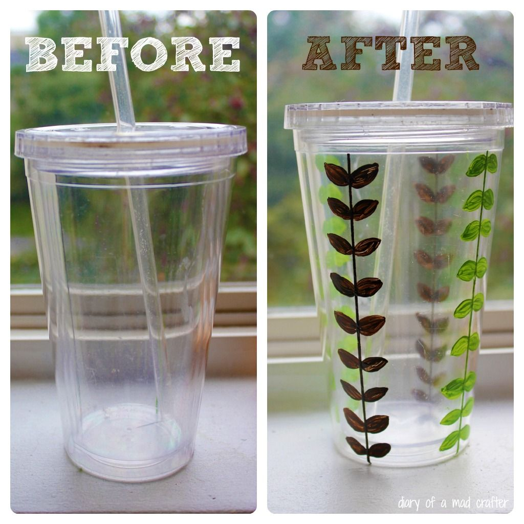 Reusable Cup Remodel A Tutorial So You Think You Can