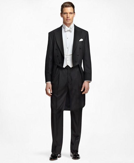 Men S Formal Wear Evening Tails Dress Tie