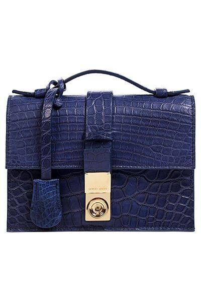 c299e7197dbf Giorgio Armani - Women s Bags and Jewelry - 2013 Spring-Summer ...
