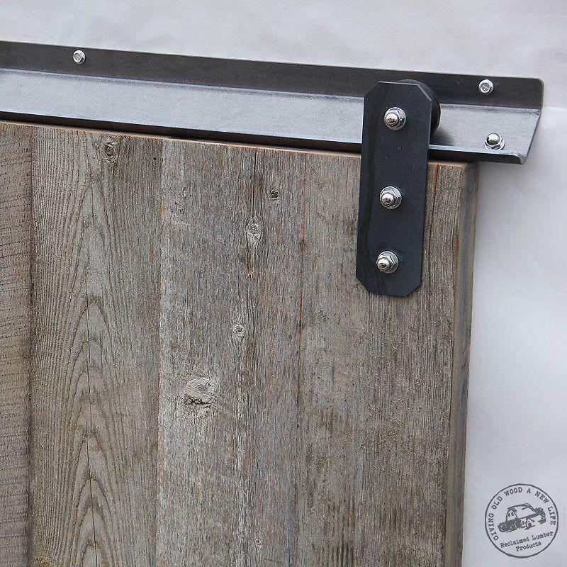 Rlp V Track Sliding Door Hardware Rectangular Design Low Profile