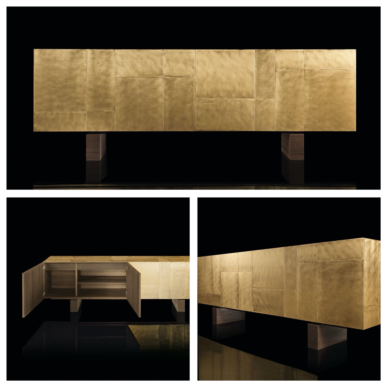 Henge, made in Italy: Slim Side High cabinet, project by Massimo ...