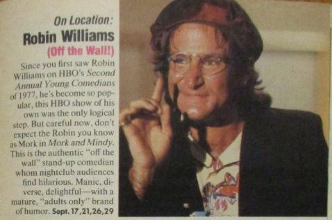 Sept 1979 HBO Home Box Office TV Magazine