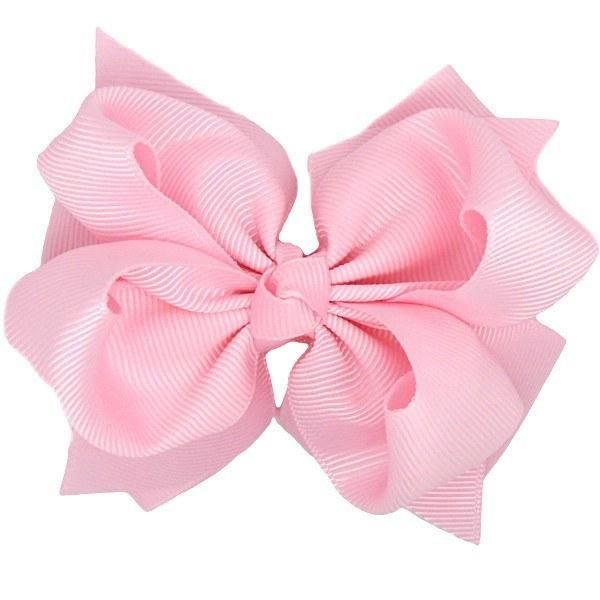 Pinky Twisted Bow