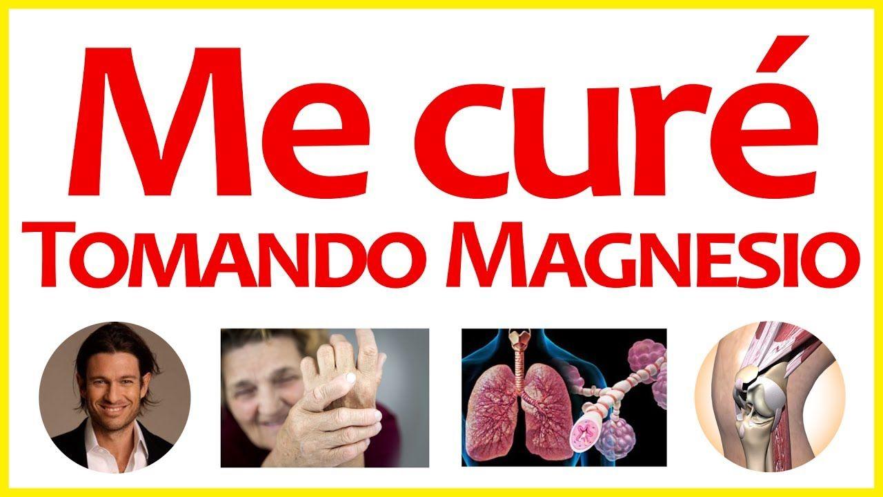 Cuanto tiempo tomar cloruro de magnesio para adelgazar