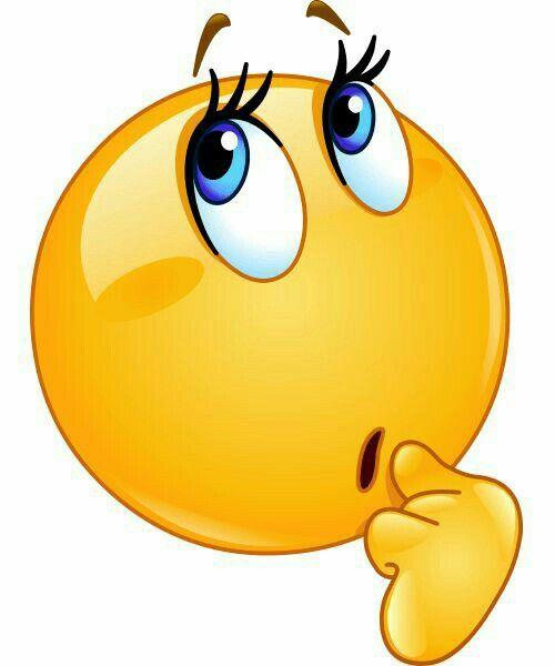 Let Me Think Smiley Funny Emoticons Funny Emoji Faces Emoji Images