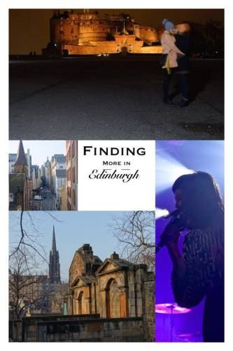 Exploring the lesser known Edinburgh on a budget. Music, Eye-balls and Harry Potter