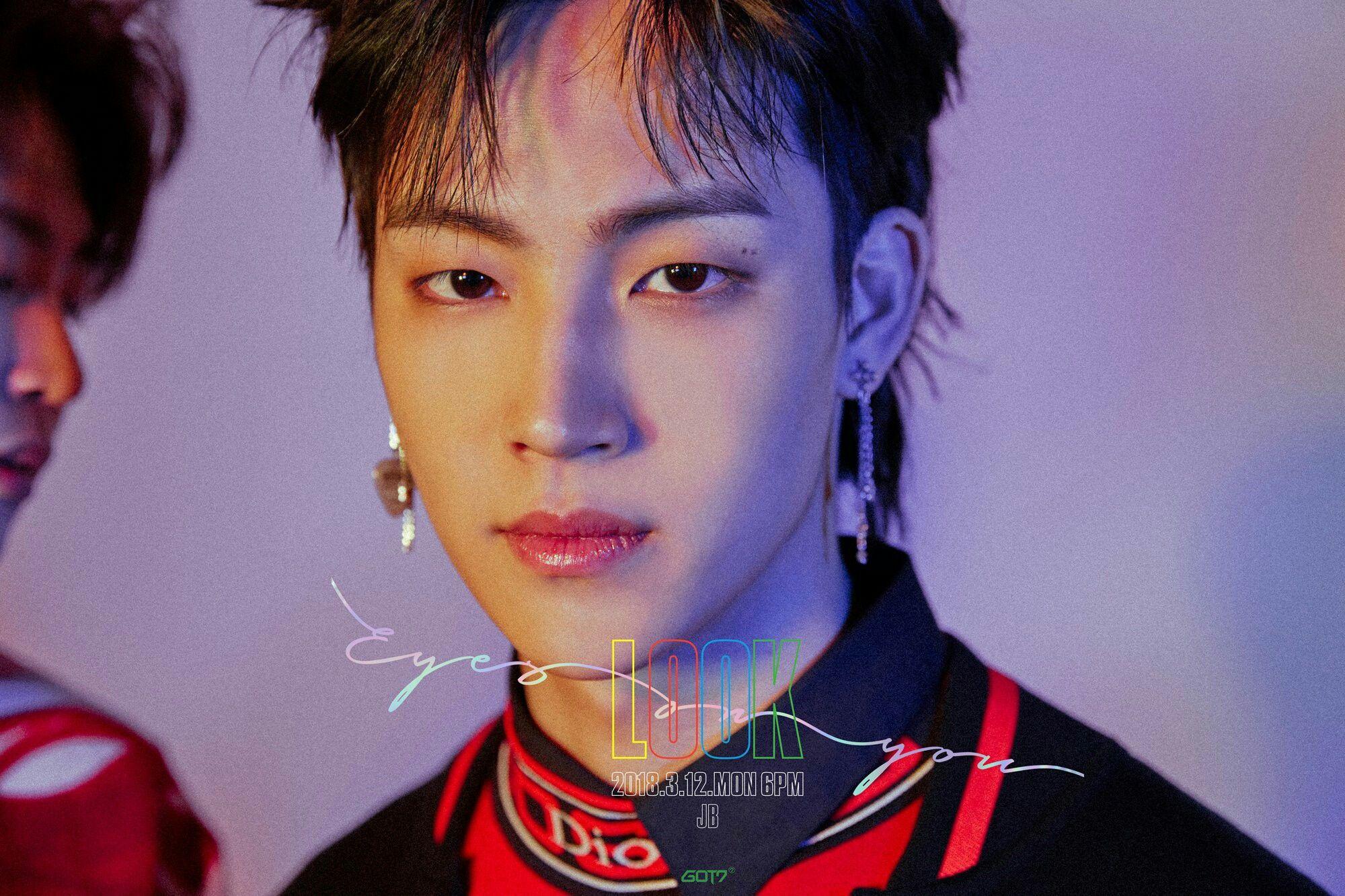 GOT7 <Eyes On You> TEASER IMAGE #JB ① #GOT7 #갓세븐