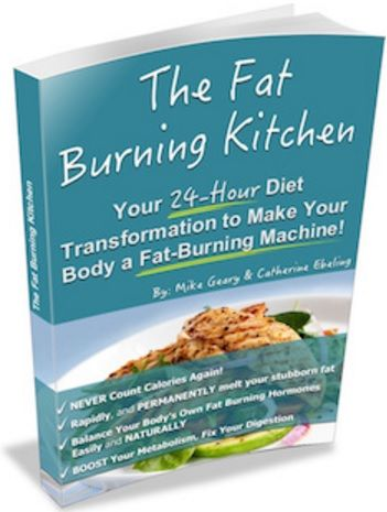 #Fat #Burning Kitchen Your 24-Hour #Diet Transformation to Make Your #Body a #Fat-Burning Machine