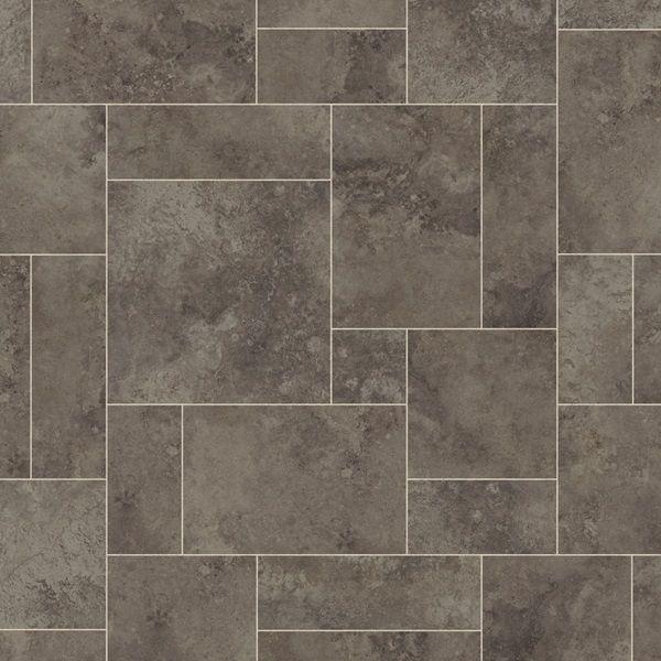 Natural Stone Effect Vinyl Floor Tiles Stone Flooring Tile Floor Flooring