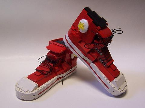 Lego Tennis Shoes Converse Lego Converse Shoe