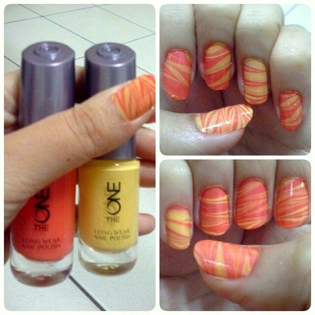 Nail Art Kuning