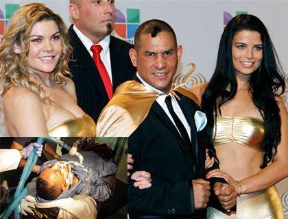 """Héctor """"Macho"""" Camacho boxea contra su adversario más difícil: la muerte. http://www.washingtonhispanic.com/nota13371.html"""