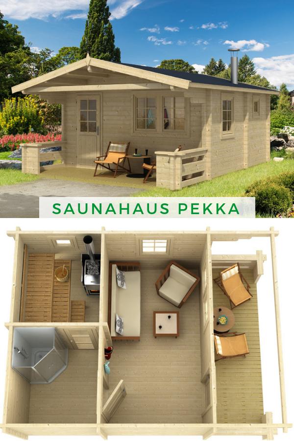 Pin Auf Eine Sauna Fur Den Garten