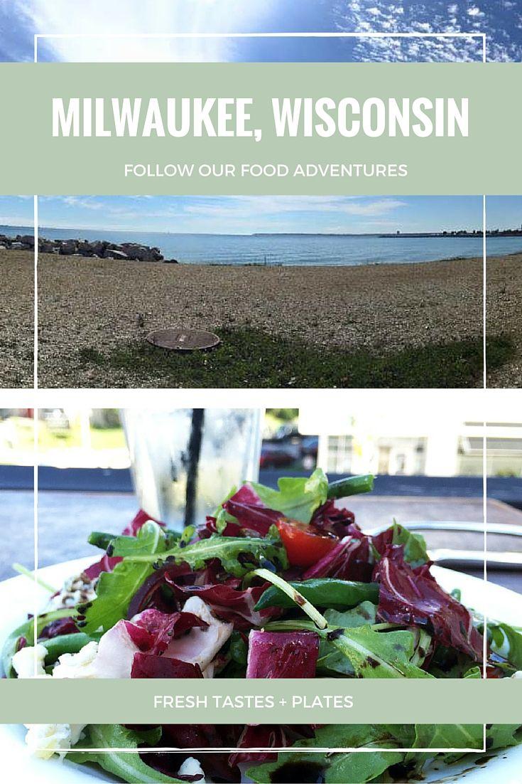 See our food adventures in Miluwakee!  |  freshtastesandplates.com