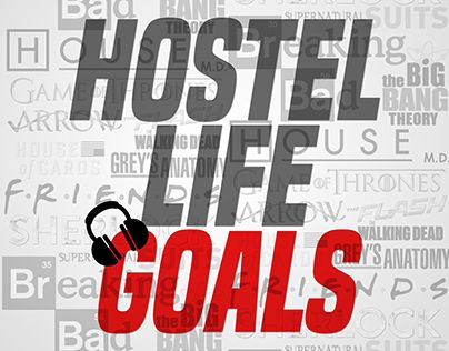 "Check out new work on my @Behance portfolio: ""Hostel Life Goals"" http://be.net/gallery/34038082/Hostel-Life-Goals"