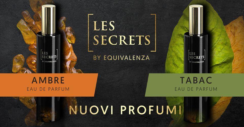 les secrets profumo uomo