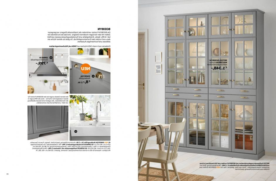 Innenarchitektur  Schönes Kuche Grau Ikea Ikea Kchenbroschre 2018 - küchen ikea gebraucht
