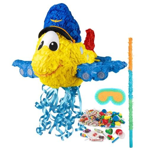 Airplane Adventure Pinata Kit | Jet.com